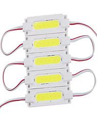 Недорогие -1шт Водонепроницаемый / Светящийся пластик LED чип рекламный щит