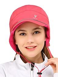 abordables -VEPEAL Casquette de Randonnée Chapeau Pare-vent Garder au chaud Hiver Violet Femme Randonnée Sports d'hiver Marche Couleur Pleine Adulte