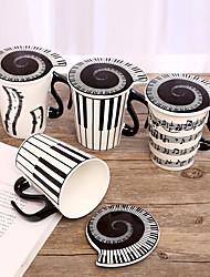 Недорогие -Drinkware Необычные чашки / стаканы Фарфор Boyfriend Подарок / Подруга Gift / Милые На каждый день