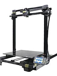 Недорогие -anycubic® chiron 3d printer 400 * 400 * 450 мм размер печати с матричным автоматическим выравниванием / ультрабазой pro hotbed / power resume / датчик накаливания / двойной z-axis / tft
