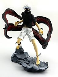 Недорогие -Аниме Фигурки Вдохновлен Токио вурдалак Косплей ПВХ 22 cm См Модель игрушки игрушки куклы