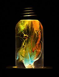 Недорогие -E.P.LIGHT 1шт 3 W 300 lm E26 / E27 Круглые LED лампы T45 1 Светодиодные бусины Dip LED Творчество / Новый дизайн / Декоративная Тёплый белый 90-240 V