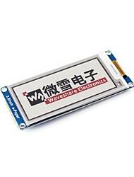 Недорогие -wavehare 2.9-дюймовый электронный бумажный модуль (b) 296x128 2.9 дюймовый дисплей с электронными чернилами трехцветный