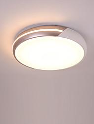 Недорогие -Потолочные светильники Рассеянное освещение Окрашенные отделки Металл Акрил Новый дизайн AC100-240V Теплый белый / Белый