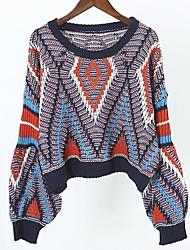billige -Dame Gade Pullover - Ternet
