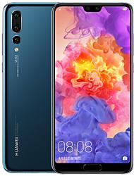 baratos -Huawei P20 Pro 6.1 polegada 128GB Celular 4G - Reformado(Azul / Preto)
