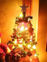 baratos -Decoração de Casa PVC / PCB + LED / PE Decorações do casamento Natal / Casamento Natal / Tema Jardim / Tema Flores Todas as Estações