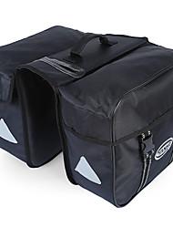 Недорогие -40 L Сумка на багажник велосипеда / Сумка на бока багажника велосипеда Сумки на багажник велосипеда Водонепроницаемость Дожденепроницаемый Пригодно для носки Велосумка/бардачок 600D полиэстер