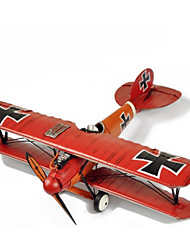 Недорогие -Игрушечные самолеты Самолёт Самолет утонченный Железо Дети Все Игрушки Подарок 1 pcs