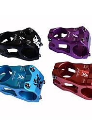Недорогие -Вынос Горный велосипед Противозаносный / Мощность / Легкие материалы Полный силикон для тела / 7075 Алюминиевый сплав Красный / Синий / Фиолетовый
