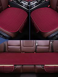 Недорогие -ODEER Чехлы на автокресла Подушки для сидений Кофейный / Красный / Винный Ацетат Общий Назначение Универсальный Все года Все модели