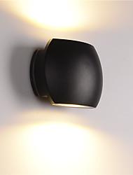Недорогие -современные 6w привело наружные настенные светильники простота стиль прихожая лестницы вход стены брани 85-265v