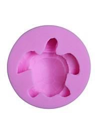 Недорогие -1шт Силикон Креатив Творческая кухня Гаджет Торты Шоколад конфеты Животный принт Формы для пирожных Десертные инструменты Инструменты для выпечки
