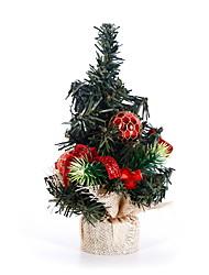 baratos -Decorações de férias Decorações Natalinas Natal Decorativa Roxo / Amarelo / Vermelho 1pç