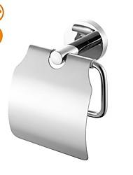 Недорогие -Держатель для туалетной бумаги Творчество / Новый дизайн / Cool Традиционный / Modern Нержавеющая сталь 1шт - Ванная комната На стену