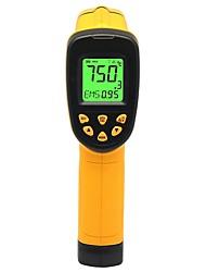 Недорогие -цифровой ик-термометр бесконтактный мгновенного считывания инфракрасный термометр лазерный электронный измеритель температуры измеритель as852b