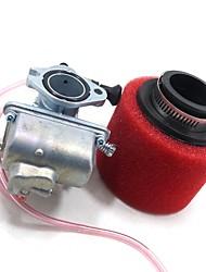 Недорогие -molkt 26mm carb цветной воздушный фильтр установлен для lifan 125 yx140 loncin 150cc грязи ямы велосипед atv