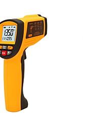 Недорогие -1 pcs Пластик Инфракрасный термометр Удобный / Измерительный прибор / Pro -18-1350℃ GM1350