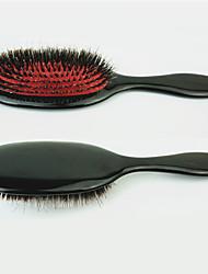 Недорогие -Уход за волосами / Все для стайлинга Щетинная кисть Расчески и гребни для париков Длинная рукоятка Темные корни 1 pcs Новое поступление