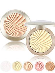 abordables -5 couleurs Sec Éclaircissante Bronzant Chine Sans PABA Soirée / Fête / Soirée / L'obtention du diplôme Maquillage Cosmétique