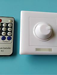 billiga -led ir dimmare med fjärrkontroll för led ljus (300w 90 ~ 240v)
