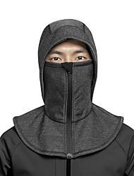 baratos -ROCKBROS Máscaras de Esqui / Máscara Facial Outono / Inverno A Prova de Vento / Respirável / Manter Quente Acampar e Caminhar / Esqui / Moto Unisexo Fibra Sintética / Tosão