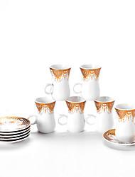 Недорогие -Drinkware Кофейные чашки Пластик Boyfriend Подарок / Подруга Gift / Милые Чаепитие / На каждый день
