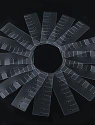 baratos -Instrumentos  para Extensão Plástico Outros Protetor de Couro Cabeludo Universal / Removível / Multifunção 1 pcs Halloween / Escritório / Carreira / Diário Básico