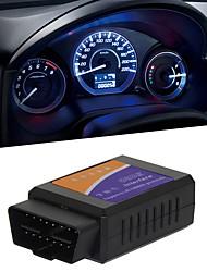 Недорогие -elm327 v1.5 obdii bluetooth автомобильный диагностический сканер инструмент