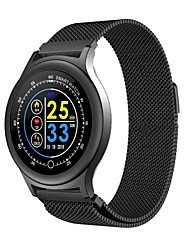 baratos -Kimlink Q28-M Relógio inteligente Android iOS Bluetooth Monitor de Batimento Cardíaco Medição de Pressão Sanguínea Calorias Queimadas Distancia de Rastreamento Cronómetro Podômetro Aviso de Chamada