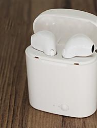 abordables -i7s 4.1 Kit Piéton Bluetooth Style de pendaison d'oreille / Mains libres de voiture Bluetooth / Kit de Chargeur Moto / Automatique