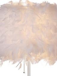 abordables -Traditionnel / Classique Décorative Lampe de Table Pour Chambre à coucher Métal 220-240V