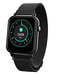 baratos -BoZhuo Y6 PRO Pulseira inteligente Android iOS Bluetooth Esportivo Impermeável Monitor de Batimento Cardíaco Medição de Pressão Sanguínea Tela de toque Podômetro Aviso de Chamada Monitor de Sono