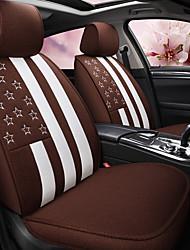 Недорогие -ODEER Подушечки на автокресло Подушки для сидений Лиловый / Кофейный / Винный текстильный Мультяшная тематика Назначение Универсальный Все года Все модели