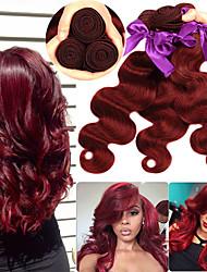 Gekleurde haarweaves