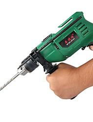 abordables -ANJIESHUN Z1J-HS2-13 Perceuse électrique Solidité / Portable / Haut voltage Démontage des ménages / Perforation murale / Acier de forage