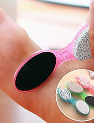 お買い得  -マルチファンクション / 便利 / 保護 化粧 1 pcs プラスチック 楕円 デイリーメイク 安全用具 化粧品 お手入れグッズ