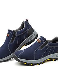 Недорогие -защитные ботинки для безопасности на рабочем месте поставки против резания, предотвращение наводнений, анти-пирсинг износостойкие