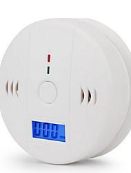 Недорогие -co датчик тревоги окиси углерода сигнализация токсичный детектор утечки газа lcd дисплей