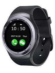 Недорогие -YY Y1 Смарт Часы Android iOS Bluetooth Спорт Пульсомер Сенсорный экран Израсходовано калорий / Длительное время ожидания / Датчик для отслеживания активности / Датчик для отслеживания сна