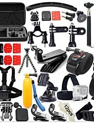 abordables -Tenue Multi Fonction Pour Caméra d'action Tous Ski / Randonnée / Activités Extérieures Plastique / Alliage d'aluminium - 1 pcs
