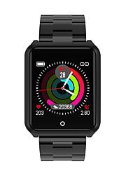 Недорогие -BoZhuo M39 Умный браслет Android iOS Bluetooth Спорт Водонепроницаемый Пульсомер Измерение кровяного давления Педометр Напоминание о звонке Датчик для отслеживания сна Сидячий Напоминание будильник