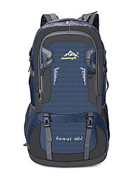 baratos -Unisexo Bolsas Tecido Oxford Bolsa de Esporte & Lazer Ziper Vermelho / Azul Escuro / Azul Céu