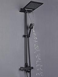 Недорогие -Смеситель для душа - современный лакированный латунный смеситель для душа