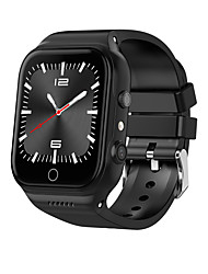 Недорогие -Kimlink X89 Смарт Часы Bluetooth GPS Израсходовано калорий Хендс-фри звонки Медиа контроль Секундомер Педометр Напоминание о звонке Датчик для отслеживания активности Датчик для отслеживания сна