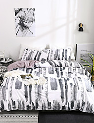 Недорогие -классический комплект постельного белья 4 размер постельного белья 4 шт. / комплект пододеяльник комплект пастырское пододеяльник 2019 кровать