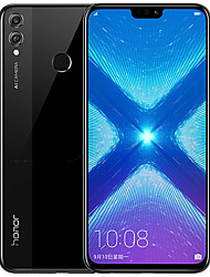 "baratos -Huawei Honor 8X Global Version 6.5 polegada "" Celular 4G ( 4GB + 64GB 2 mp / 20 mp Hisilicon Kirin 710 3750 mAh mAh )"