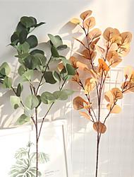 Недорогие -Искусственные Цветы 1 Филиал Классический Традиционный / Простой стиль Pастений Букеты на стол