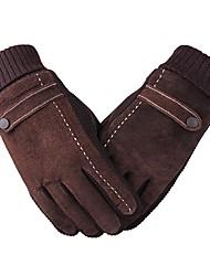 Недорогие -Полныйпалец Универсальные Мотоцикл перчатки Фланель Сохраняет тепло / Износостойкий / Защитный