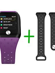 Недорогие -KUPENG A88Plus Универсальные Смарт Часы Android iOS Bluetooth Smart Водонепроницаемый Пульсомер Измерение кровяного давления Сенсорный экран / Длительное время ожидания / Педометр